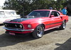 06/05/2017 - Mustang on Display at Wings Over Illawarra Airshow