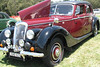 03/12/06 - British car show in Canberra. A classicly beautiful Riley.
