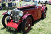 03/12/06 - British car show in Canberra. Early 1930's MG M Type.