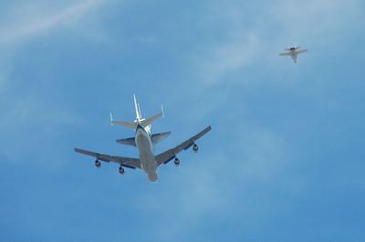 Space Shuttle Endeavour Last Flight 9/21/12