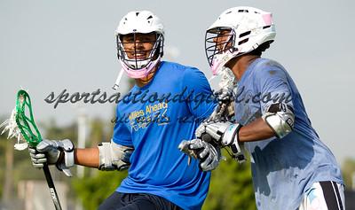 Lacrosse at Cal State Fullerton