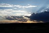 17/01/2017 - Smoky Sunset in Tarago