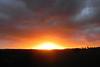 31/10/2017 - Sunset near Tarago
