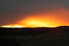 24/12/2016 - Sunset glow, Tarago