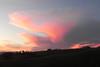 16/12/2017 - Sunset near Tarago, NSW
