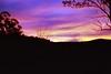 1997 Jul - Sunset Near Nymboida, NSW