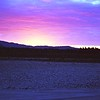 23/10/1999 - Sunset On NZ West Coast Heading North From Franz Josef Glacier
