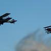 06/05/2017 - British Royal Aircraft Factory SE5a and Fokker DR 1