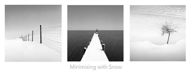 Minimising with snow