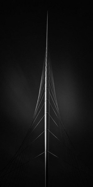 Visual Acoustics I - Silence and Light - CalatravaBridge