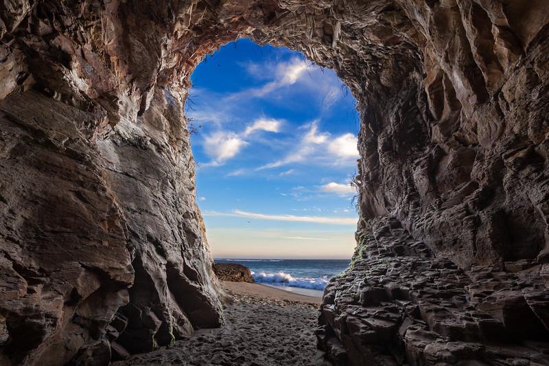 Davenport Landing Cave 2
