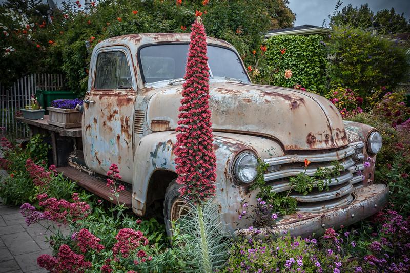 Capitola Garden Truck