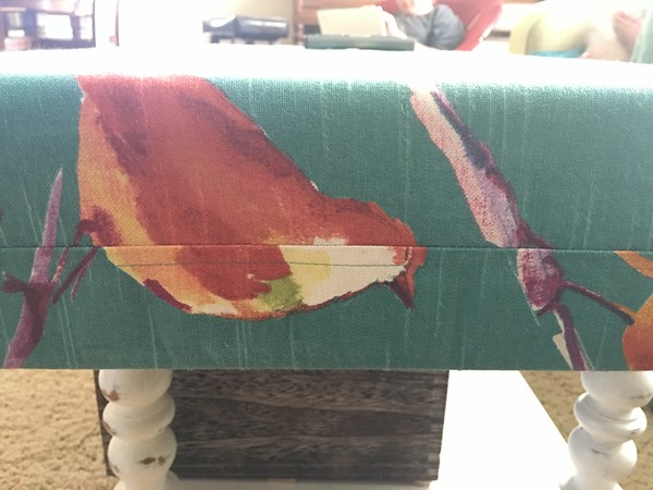 Padded Ottoman Table 3