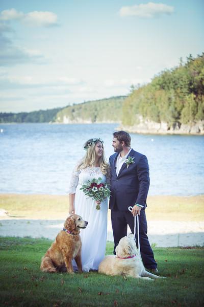 Vermont Fall Wedding