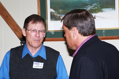 Tim Showalter and Kirk Klancke