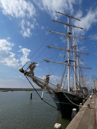 Tall ship Thalassa