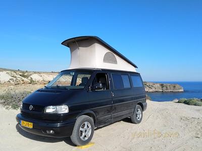 Tsigrado beach campsite