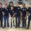 Peggy Bayer team 2017 -  Jonathan Clark, Ben Norton, Daniel Winter, Liam Sanderson, Michael Byrne (NPC), Kripa Panchagnula, Sam Behrens