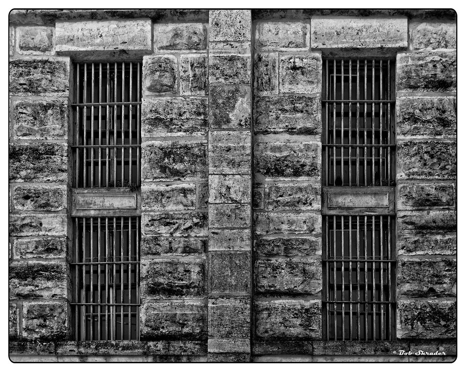 Old Jail Windows
