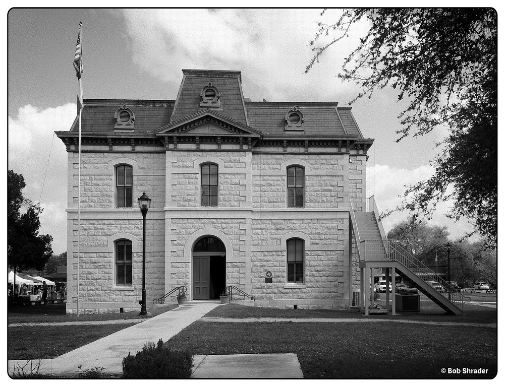 Old Blanco County Courthouse