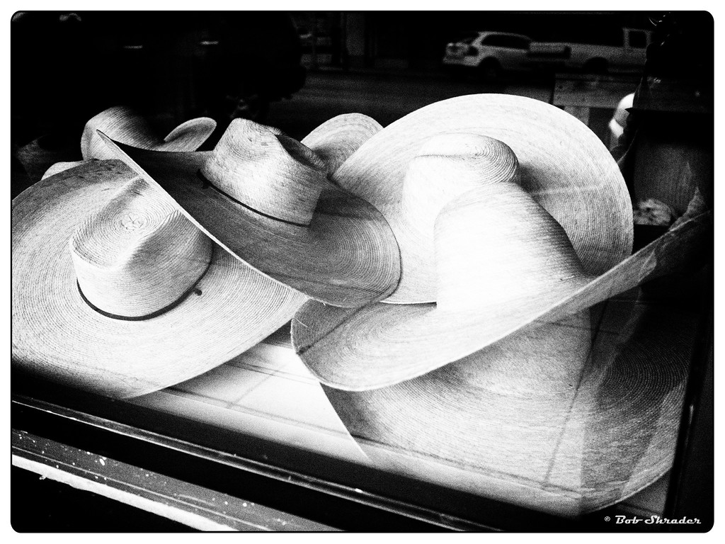 Window of Hats