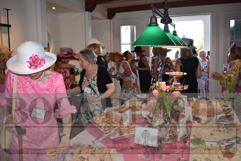 Boca Grande Garden Club Tea Party
