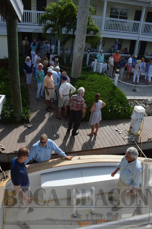Mote Marine christens new Boca Grande/Charlotte Harbor Research Boat