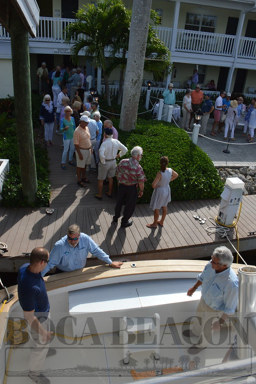 Mote Marine christens new Boca Grande/Charlotte Harbor Research Boat