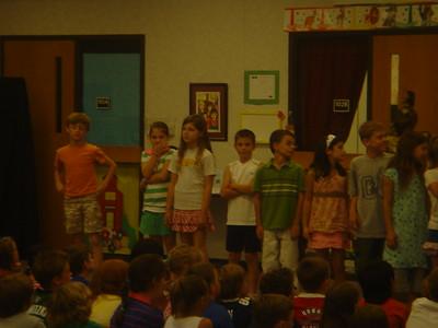 07 May 21  Reid - 3rd Grade Play (de la Borda)