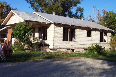 2007 East Biloxi, MS - The aftermath - a place to start on Elmer Street. Faith Bontrager