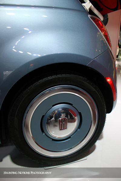 Feisty Italian (2013 North American International Auto Show)