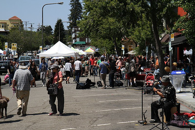 2014 Berkeley Chocolate & Chalk Art Festival