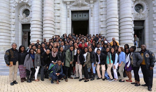 2015 Eta Theta Lambda Chapter HBCU Annual College Tour