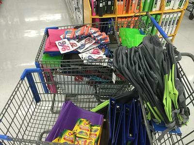2016 School Supply Donations