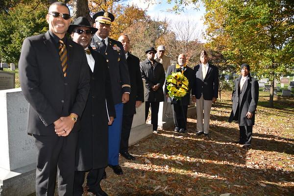 2017 Wreath Ceremony - Arlington  National Cemetery