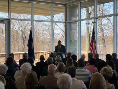 2018 GMU Potomac Science Center Dedication
