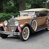 Antique Packard Auto