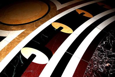 Marble Floor in Las Vegas, Nevada