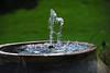 Bubbly Fountain at Cantigny Park, Winfield, Illinois