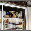 fresh fudge, with a slight hint of weed be gone...