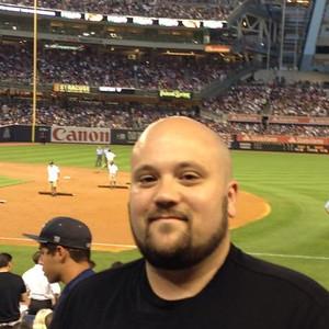 Matthew - Yankee Stadium