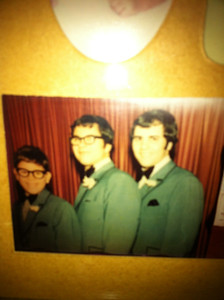 Ira, Eliot & Phil - Bar Mitzvah