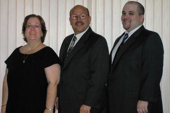 Carole, Phil & Matthew