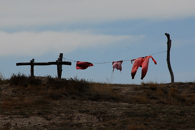 Laundry in the Wind