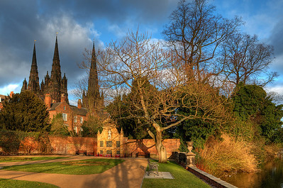 11th January - Memorial & Cathedral, Lichfield