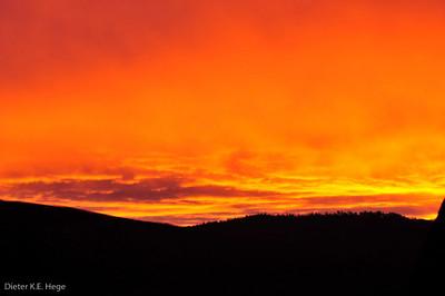 Sonnenaufgang Beutelsbach1