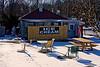 <center>Empty Ice Cream Stand<br><br>South County Bike Path<br>Wakefield, Rhode Island</center>