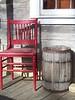 Red Chair<br /> Grayson County Fair 2008 - First