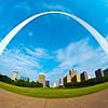 Jefferson National Expansion Memorial, Missouri