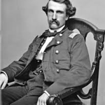 Beaumont, Myron H  - Major, of 1st New Jersey Cavalry